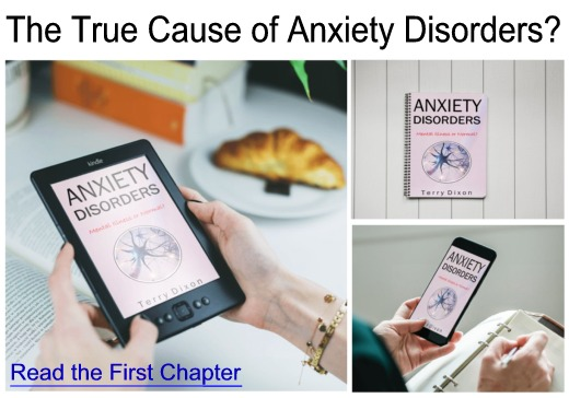 Anxiety Problems Book