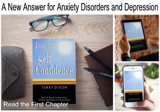 Freedom From Anxiety Disorders Book