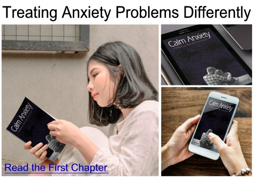 Help for Anxiety Book